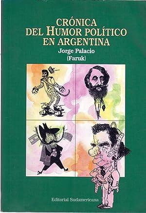 CRONICA DEL HUMOR POLITICO EN ARGENTINA: Palacio, Jorge (Seud. Faruk)