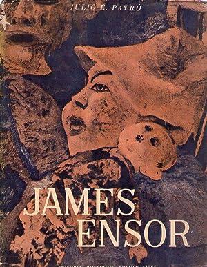 JAMES ENSOR. 46 reproducciones en negro y 2 en color: Payro, Julio E.