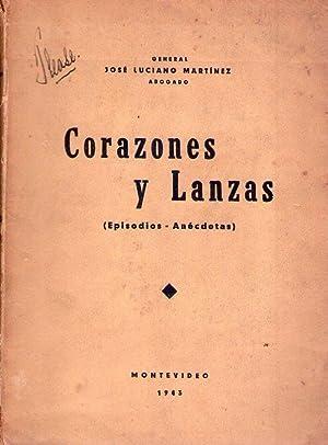 CORAZONES Y LANZAS. Episodios - anécdotas: Martinez, Jose Luciano