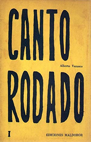 CANTO RODADO: Vanasco, Alberto