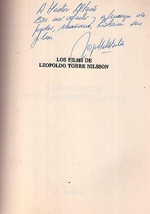 LOS FILMS DE LEOPOLDO TORRE NILSSON [Firmado: Martin, Jorge Abel