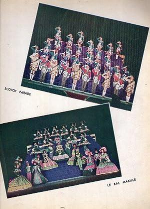 FEERIES ET FOLIES. Superspectacle en 2 actes et 40 tableaux de Michel Gyarmathy. Grande production ...