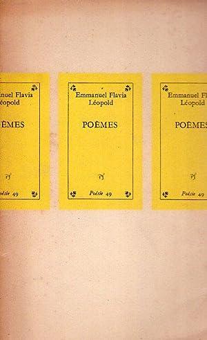 POEMES: Leopold, Emmanuel Flavia