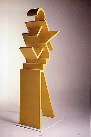 EDGARDO GIMENEZ. (En el Museo Nacional de Bellas Artes, noviembre 1997) [Firmado / Signed]: ...
