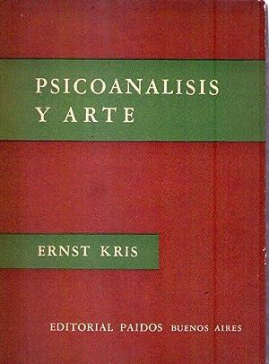 PSICOANALISIS Y ARTE: Kris, Ernst