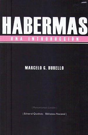 HABERMAS. Una introducción: Burello, Marcelo G.