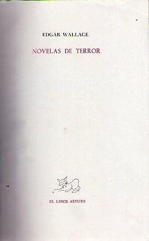 NOVELAS DE INTRIGA. NOVELAS DE MISTERIO. NOVELAS DE ACCION. NOVELAS DE TERROR. (4 tomos). ...