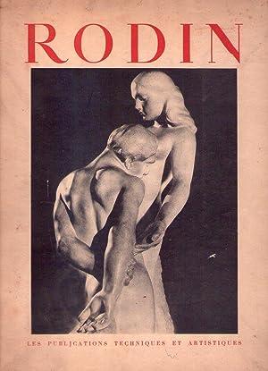 CHEFS D'OEUVRE DE RODIN. Photographies de René Jacques. Préface de Georges ...