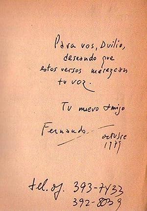 SALPICON LAS MAS NOCHES [Firmado / Signed]: Sanchez Sorondo, Fernando