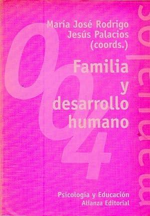 FAMILIA Y DESARROLLO HUMANO: Rodrigo, Maria Jose