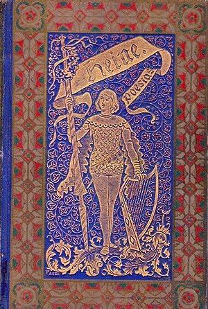 POESIAS DE HEINE. Libro de los cantares. Traducción en verso, precedida de un prólogo...