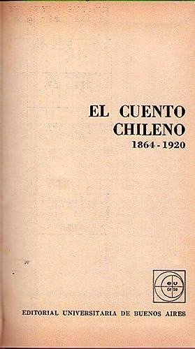 EL CUENTO CHILENO 1864 - 1920: Loveluck, Juan -