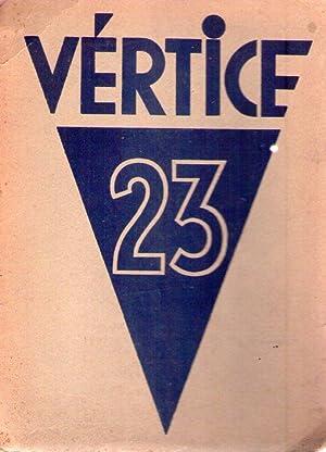VERTICE - No. 23. Año III, enero: Prilutzky Farny de