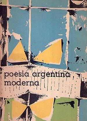 POESIA ARGENTINA MODERNA. Ordenada por Horacio J.: Becco, Horacio J.