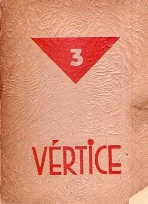 VERTICE - No. 3 - Año I,: Prilutzky Farny de