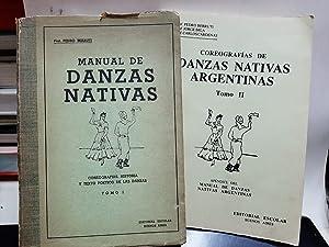 MANUAL DE DANZAS NATIVAS. Coreografías, historia y: Berruti, Pedro