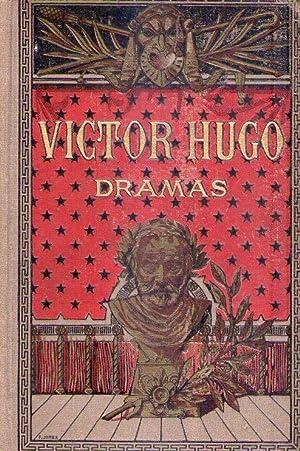 DRAMAS DE VICTOR HUGO: LUCRECIA BORGIA. MARIA TUDOR. LA ESMERALDA. RUY BLAS. Traducción de A...