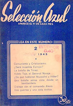 SELECCION AZUL - Nos. 2 - 3 - 17 y 19: Di Giglio, Francisco