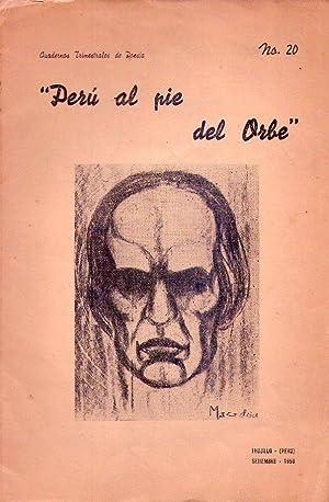 CUADERNOS TRIMESTRALES DE POESIA - Nos. 19 y 20. Abril y septiembre de 1958: Corcuera, Marco ...