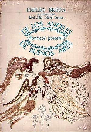 DE LOS ANGELES DE BUENOS AIRES. Villancicos: Breda, Emilio