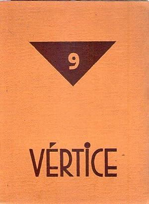 VERTICE - No. 9 - Año I,: Prilutzky Farny de