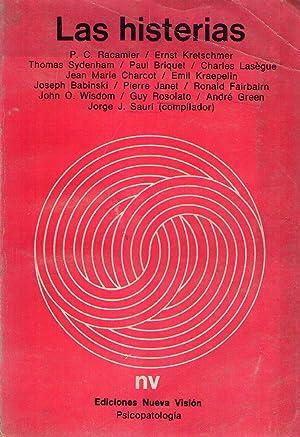 LAS HISTERIAS: Sauri, Jorge J.