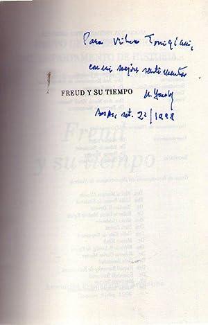 FREUD Y SU TIEMPO [Firmado / Signed]: Yampey, Nasim (Coordinador)