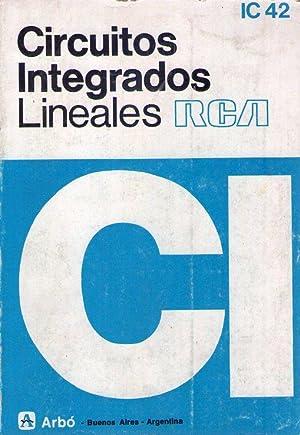 CIRCUITOS INTEGRADOS LINEALES RCA. (Manual IC 42): RCA, Solid State Division)