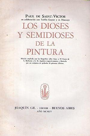 LOS DIOSES Y SEMIDIOSES DE LA PINTURA: Saint Victor, Paul