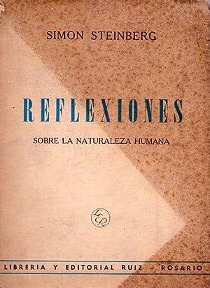 REFLEXIONES SOBRE LA NATURALEZA HUMANA: Steinberg, Simon