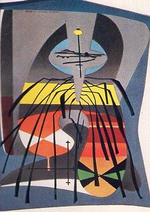 LA PINTURA ABSTRACTA. Con 5 ilustraciones en color y 53 en negro: Cirlot, Juan Eduardo
