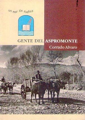 GENTE DEL ASPROMONTE. Traducción de Mayerín Bello Valdés: Alvaro, Corrado
