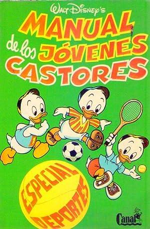 MANUAL DE LOS JOVENES CASTORES. Especial deportes