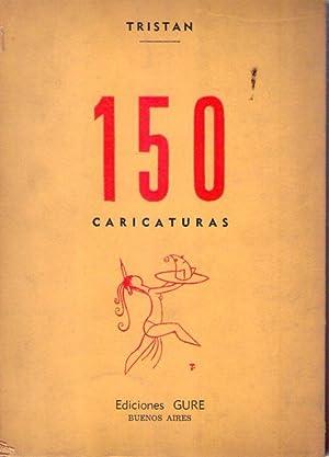 150 CARICATURAS: Tristan