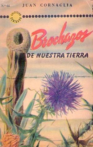 BROCHAZOS DE NUESTRA TIERRA. Ilustración de M. Martínez Parma. Tapa de Pablo A. ...