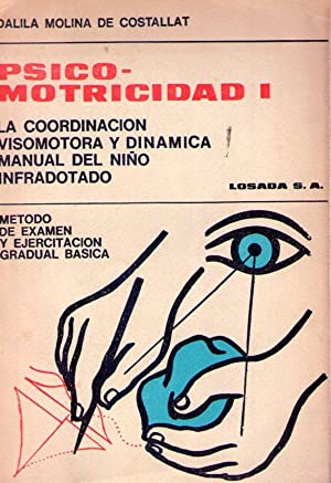 PSICOMOTRICIDAD (3 tomos): Molina de Costallat,