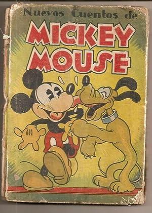 NUEVOS CUENTOS DE MICKEY MOUSE. Adaptacion del texto para los niños españoles de ...