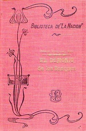 EL DEMONIO DE LOS BOSQUES. Novela americana: Montgomery Bird, Roberto