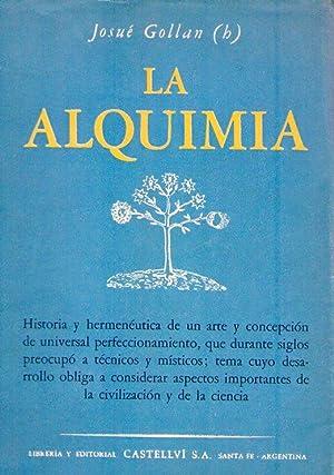 LA ALQUIMIA. (Historia y hermenéutica de un arte y concepción de universal ...