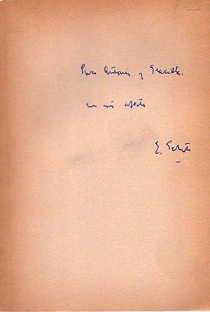 ITINERARIO [Firmado / Signed]: Sabato, Ernesto
