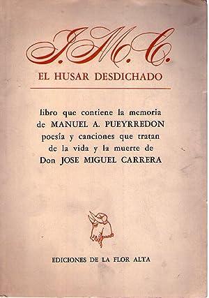 J. M. C. EL HUSAR DESDICHADO. Libro: Neruda, Pablo