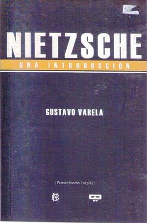 LA FILOSOFIA Y SU DOBLE NIETZSCHE Y LA MUSICA. (Nietzsche, una introduccion): Varela, Gustavo