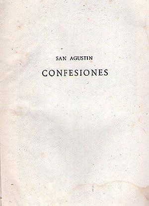 CONFESIONES. Traducción, prólogo y notas de Lorenzo Riber: San Agustin