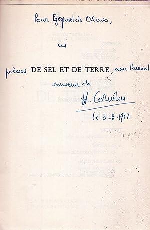 DEL SEL ET DE TERRE [Firmado / Signed]: Cornelus, Henri