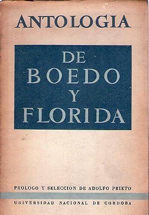 ANTOLOGIA DE BOEDO Y FLORIDA. Prólogo y selección de Adolfo Prieto: Borges, Jorge ...