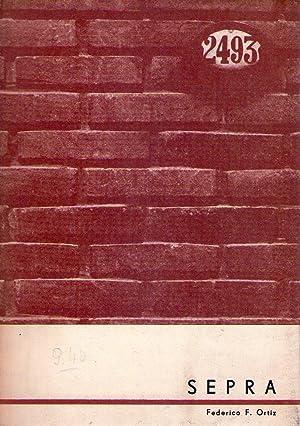 SEPRA (Estudio de arquitectura): Ortiz, Federico F.