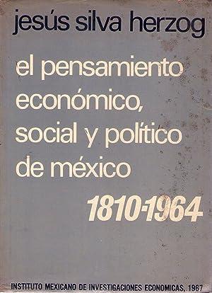EL PENSAMIENTO SOCIAL Y POLITICO DE MEXICO: Silva Herzog, Jesus