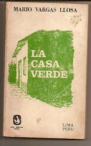 LA CASA VERDE: Vargas Llosa, Mario