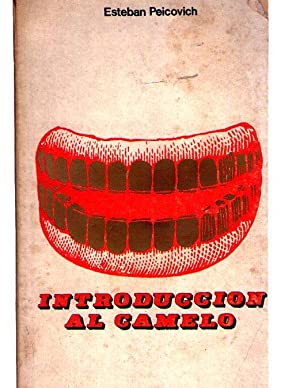 INTRODUCCION AL CAMELO: Peicovich, Esteban