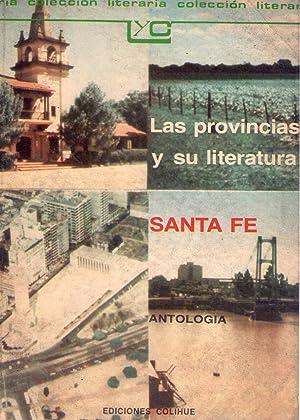 LAS PROVINCIAS Y SU LITERATURA. Antología (Provincia: Alliani, Stella Maris